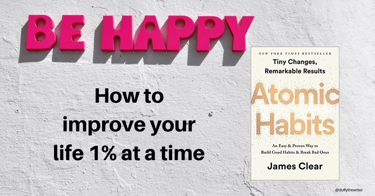Atomic Habits by James Clear - A book review