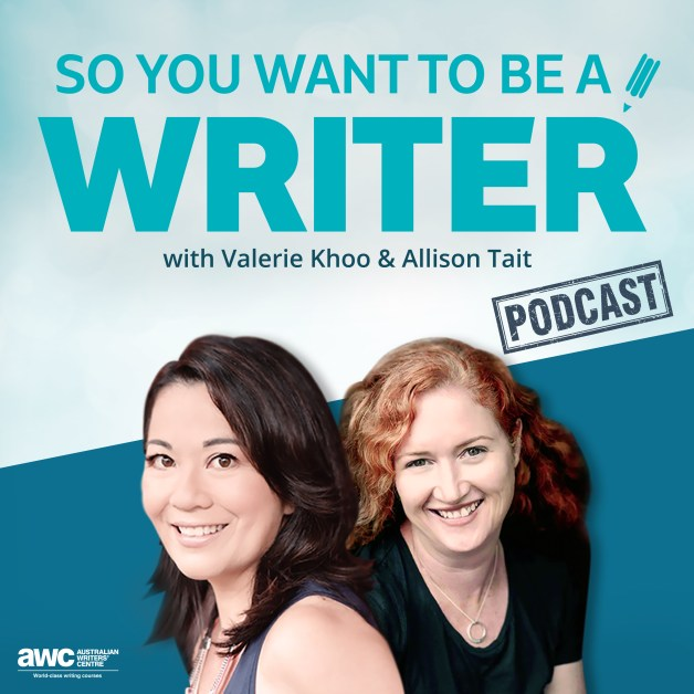 So You Want To Be A Writer podcast has had over 1million downloads.