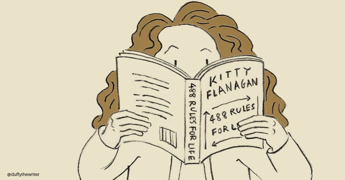 488 rules for life by Kitty Flanagan book review