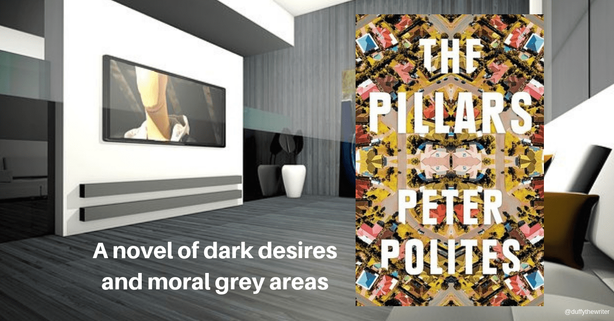 The Pillars by Peter Polites book review