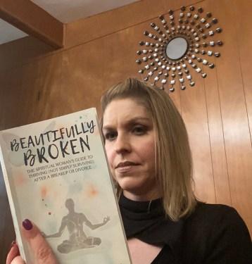 Beautifully Broken by Author Michelle Oatman