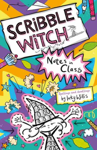 Scribble Witch Notes In Class Book Review