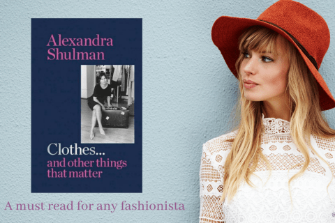 clothes and other things that matter. A memoir by ex editor of British Vogue. Review by Duffythewriter