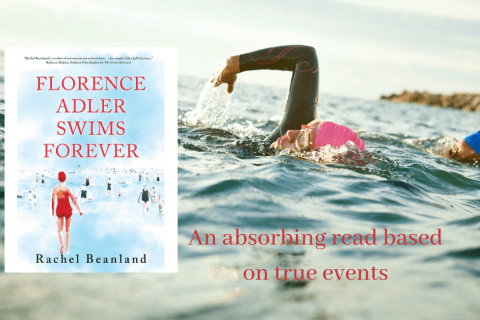 florence adler swims forever book review