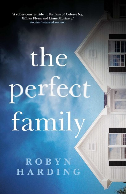 The Perfect Family. From author of The PArty and The Swap. Book review by duffythewriter