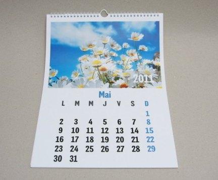 calendare personalizate perete agentie de publicitate dugheana de printuri tipar