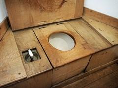 WC csésze borítással