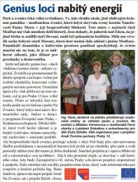 Duha Střelka, MČ Praha 12, Farní charita