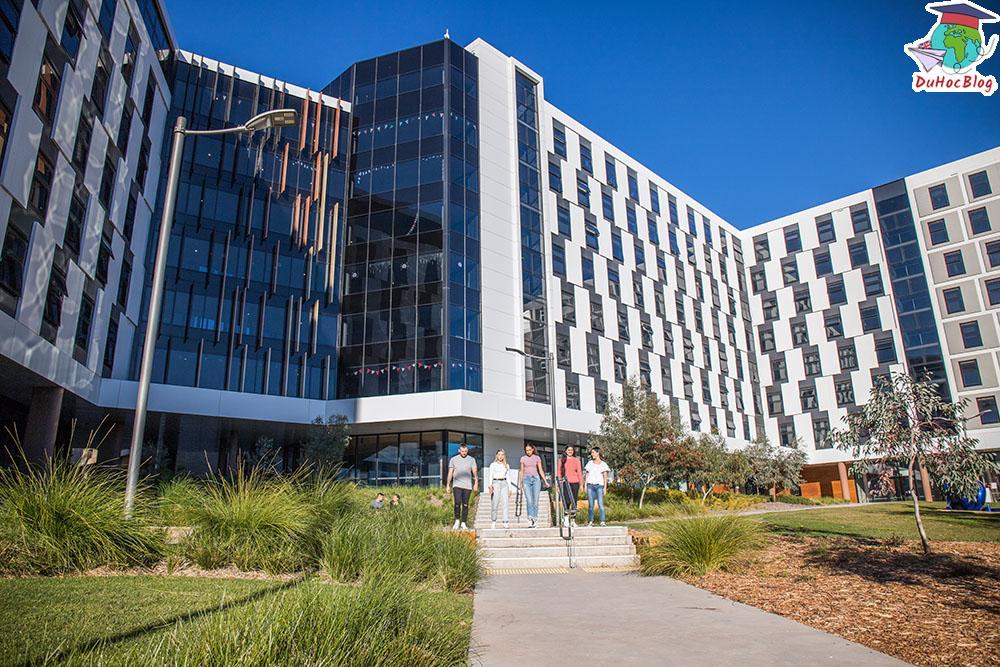 Học bổng Úc -  Uni of Canberra