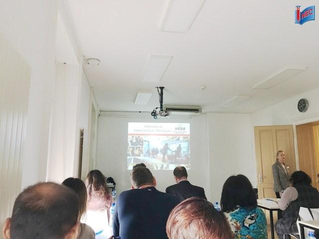 Cập nhật chương trình đào tạo của HIM - Hotel Institute Montreux 2020
