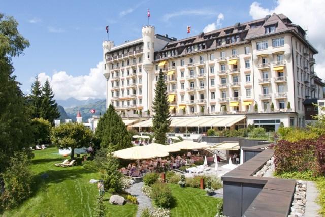 Du học Thụy Sĩ ngành nhà hàng khách sạn