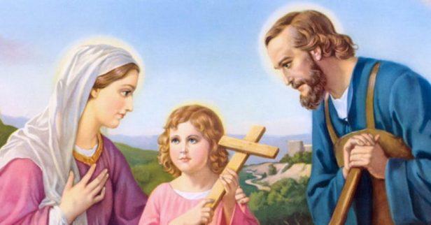 Sveta Obitelji, pod tvoju zaštitu stavljamo sve naše obitelji da ih braniš i štitiš od svih navala zla!