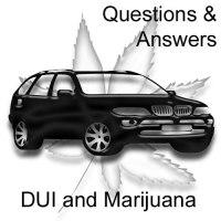 Drug DUI, THC, Cannabis, DUI