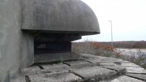 militaire kustverdediging voor1940, Hoek van Holland