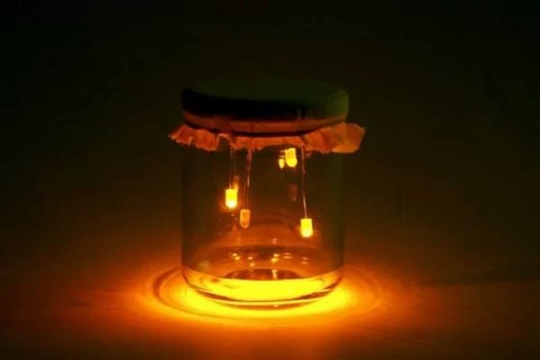 LED Firefly Jars -Use Arduino For Projects