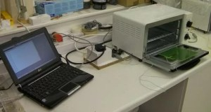Toaster Oven Reflow Technique Use Arduino for Projects