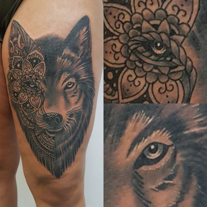 Wolf by Calmed Tattoo & Piercing Supply wolf by calmed tattoo & piercing supply Wolf by Calmed Tattoo & Piercing Supply wolf by calmed tattoo 038 piercing supply