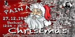Pain after Christmas Walk In im Studio Duisburg, am Freitag, 27.12.2019 von 12:24 Uh…  Pain after Christmas Walk In im Studio Duisburg, am Freitag, 27.12.2019 von 12:24 Uh… pain after christmas walk in im studio duisburg am freitag 2712