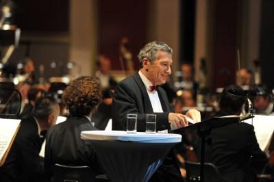 Rudolf Kowalski (Erzähler), Duisburger Philharmoniker © Hans Jörg Michel.