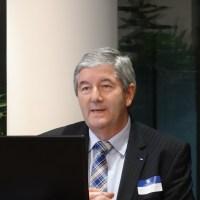 Wolfgang Schmitz, Hauptgeschäftsführer des Unternehmerverbandes Duisburg. Foto: Petra Grünendahl.