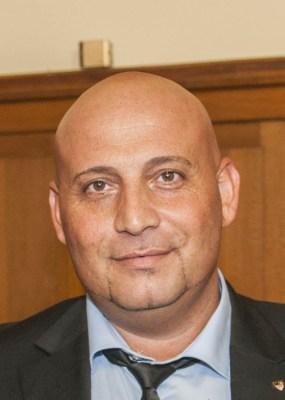 Der Vorsitzende des Integrationsrates: Erkan Üstünay. Foto: Stadt Duisburg.