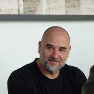 Sven Drühl. Foto: Petra Grünendahl.