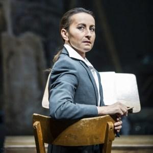Katarzyna Kuncio (Der Komponist). Foto: Florian Merdes.