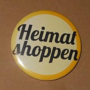 Marketing für den stationären Handel: Heimat shoppen. Foto: Petra Grünendahl.