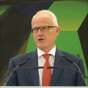 Prof. Jürgen Rüttgers, Bundesminister a. D. und Ministerpräsident a., D. Foto: Petra Grünendahl.