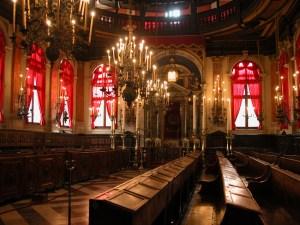Spanische Synagoge in Venedig. Foto: Davide Calimani.