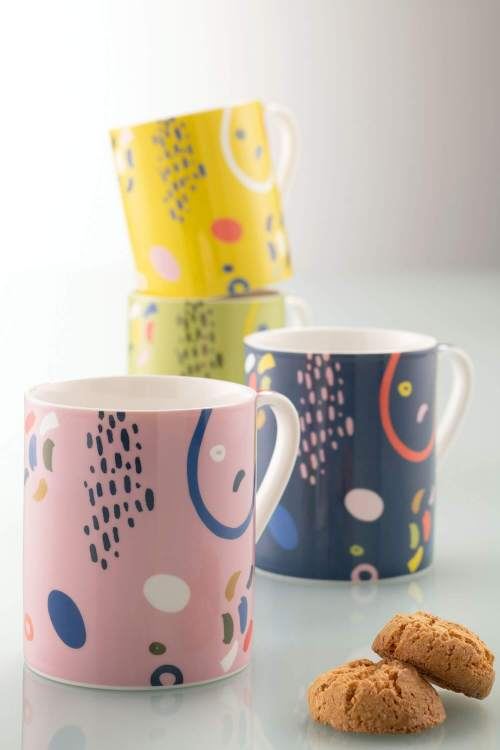 Aynsley Mugs
