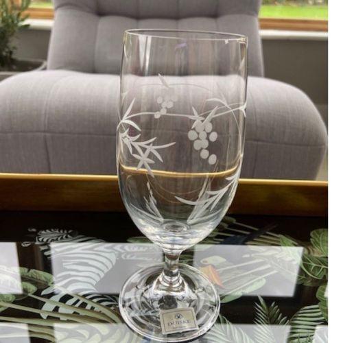 Duiske Footed Beer Glass