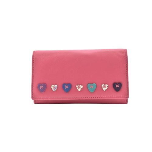 Lucy Flap Over Wallet