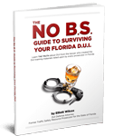 """Tampa DUI defense attorney Elliott Wilcox wrote the book on DUI - """"The No B.S. Guide to Surviving Your Florida DUI"""""""