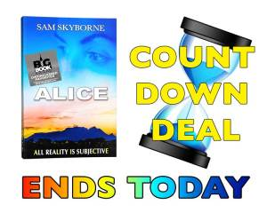 Alice Count Down Deal on Amazon