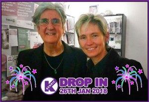 Kenric Drop in 26 Jan 2018!