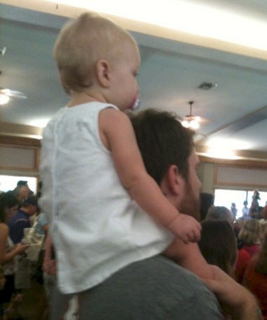 Child On Shoulders - James Taylor Knows the Secret