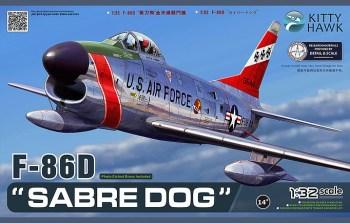 F-86 D Sabre Dog