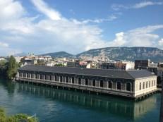 Downtown Geneva