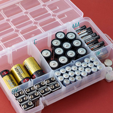 You've watched the news & seen the devastation hurricanes can inflict. Here are natural disaster preparation tips to get ready for anything! (updated 2017) - store extra batteries in a tackle box.