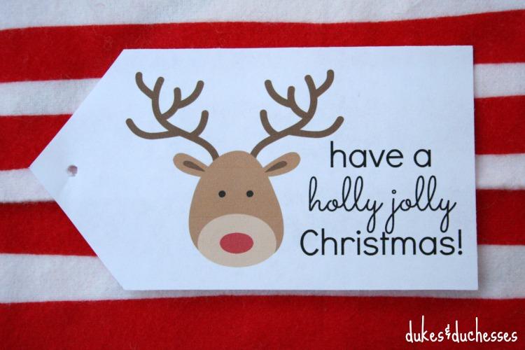 Holly Jolly Christmas Printable Dukes And Duchesses