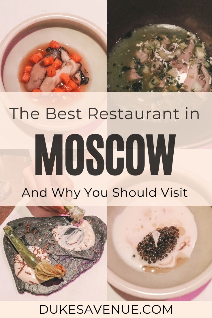 White Rabbit moscow review