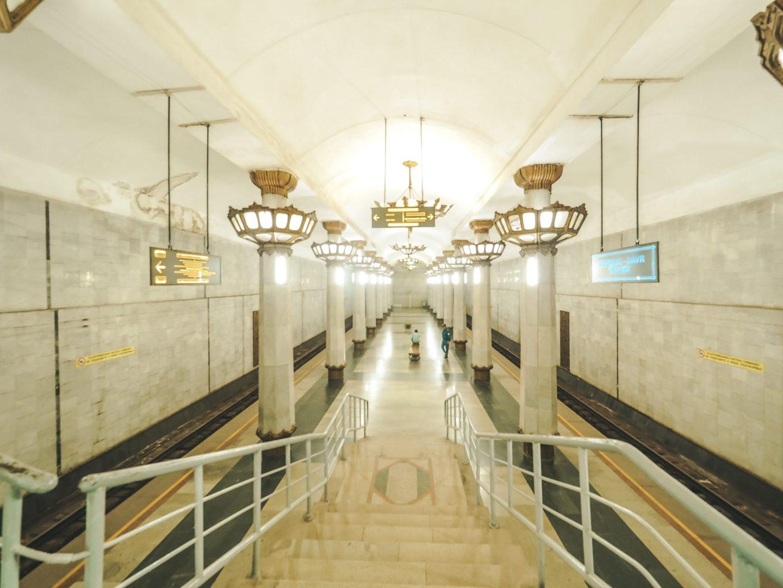 Tashkent Underground