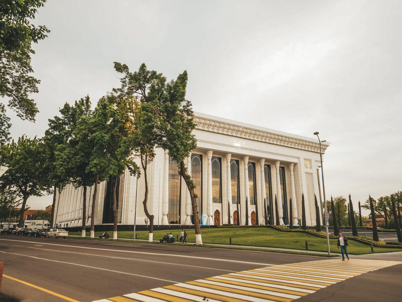 Tashkent - The Forums Palace
