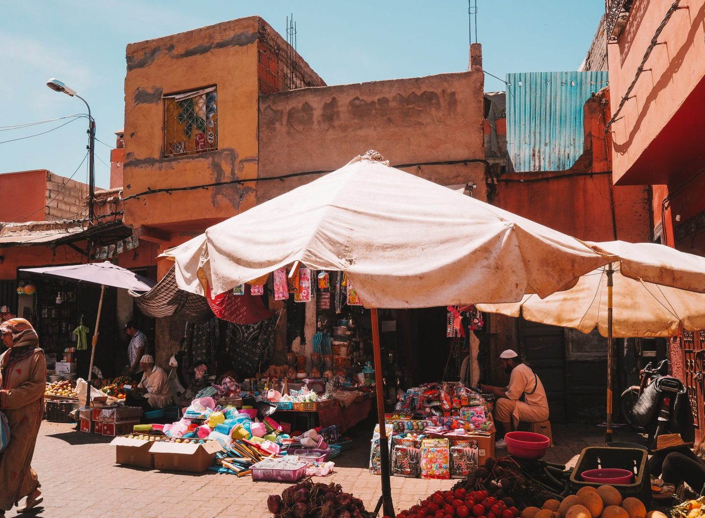 Inside the Kasbah - Marrakesh Itinerary