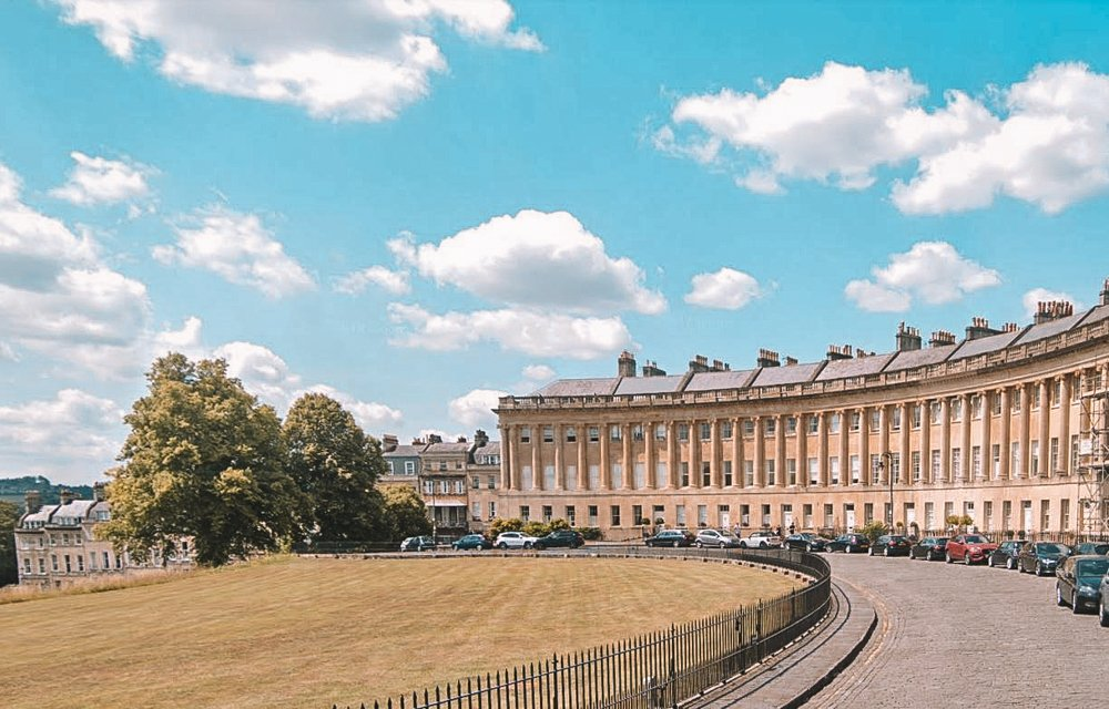Royal Crescent - Bath Day Trip Itinerary