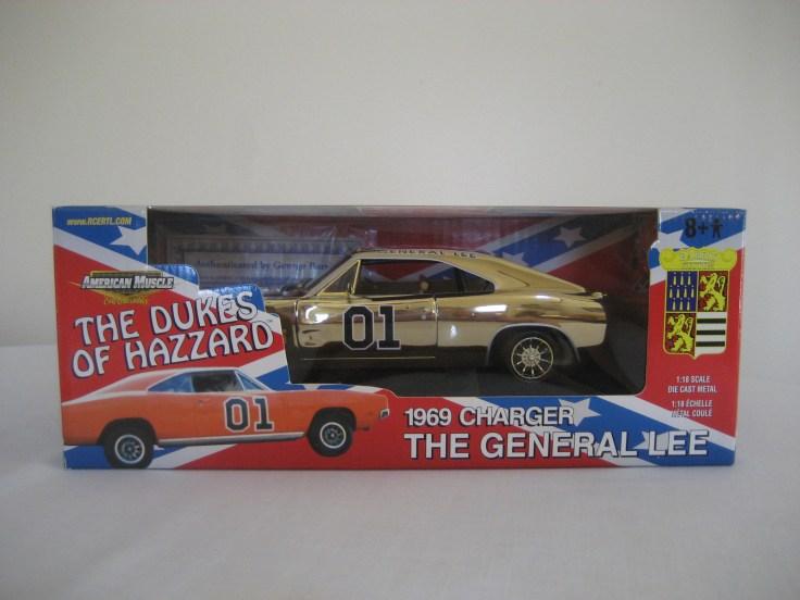 Gold General Lee