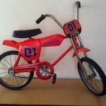 Sidewalk Bicycle