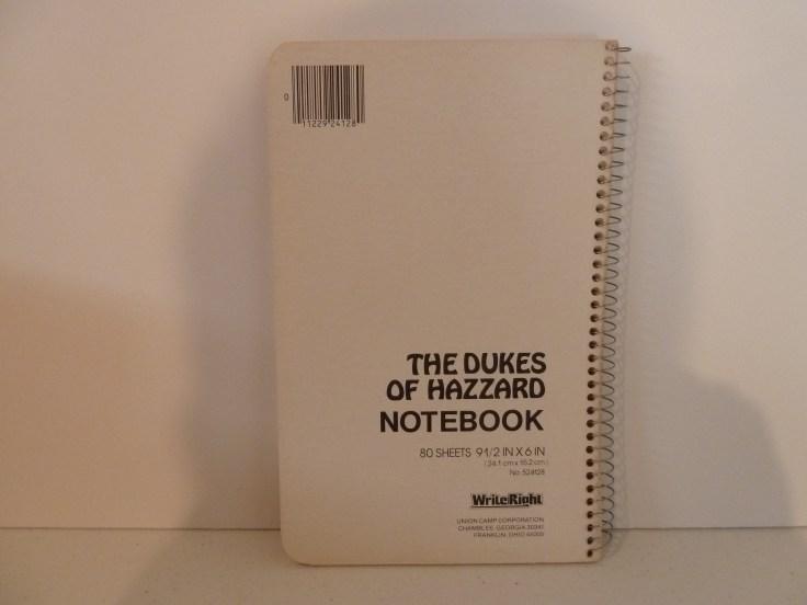 Notebook 9x6 - Bo