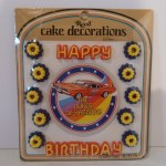 Party Cake Decorations